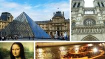 A Perfect Full Day in Paris: Louvre, Notre Dame and Seine River Cruise, Paris, Private Sightseeing ...