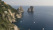 Amalfi Coast Tour from Rome by High-Speed Train, Rome, null
