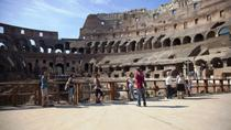 Ancient Rome and Colosseum Tour: Underground Chambers, Arena and Upper Tier, Rome, null