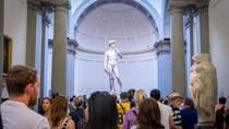 Best of Florence from Rome by High Speed train with Michelangelo's David, Rome, Attraction Tickets