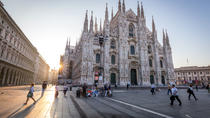 Best of Milan by Night Walking Tour with Rooftop Aperitivo, Milan, Private Sightseeing Tours