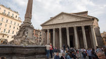 Best of Rome Walking Tour: Pantheon, Piazza Navona, and Trevi Fountain, Rome, Port Transfers