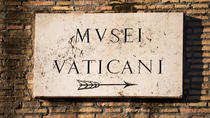 Early Access Vatican Museums Small-Group Tour with St Peter's and Sistine Chapel, Rome