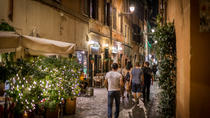 Evening Trastevere Walking Tour and Villa Dinner, ローマ