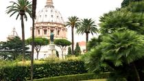 Exclusive Half-Day Vatican City Tour with Breakfast and Gardens, Rome
