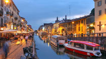 Navigli Canal Evening Walking Tour in Milan with Wine and Food, Milan