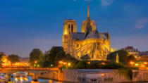 Paris Night Combo: Skip-the-Line Eiffel Tower Tour and Seine River Cruise with Champagne, Paris, ...