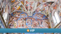 Viator VIP: Sistine Chapel Private Viewing and Small-Group Tour of the Vatican's Secret Rooms, Rome