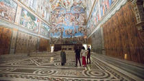 Waking Up the Vatican: VIP Small-Group Tour Before Museums Open, Rome, null