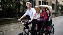 75 mins Oxford City Tour on Pedicab, Oxford, Bike & Mountain Bike Tours