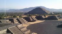 Teotihuacan Pyramids Private Tour from Mexico City