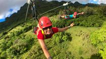 AdrenaLine Zipline Course, Kauai, Ziplines