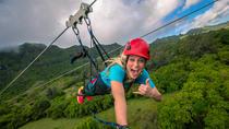 Treehouse Plus Zipline Course, Kauai, Ziplines