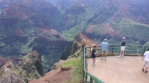 Waimea Canyon - Fahrrad Tour bergab, Kauai, Bike & Mountain Bike Tours