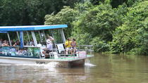 Full-Day Caño Negro Wildlife Refuge Boat Tour, La Fortuna de San Carlos