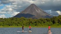 Stand Up Paddle Board on Arenal Lake, La Fortuna, Stand Up Paddleboarding