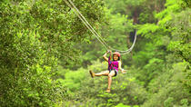 Vandara Hot Springs and Zipline Adventure, Liberia, Ziplines
