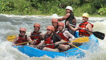 Wild Savegre River Whitewater Rafting from Manuel Antonio, Quepos, White Water Rafting