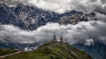Full Day Private Tour in Kazbegi Ananuri Gergeti, トビリシ