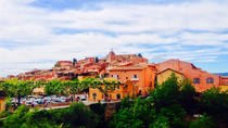 Full Day Luberon Villages Walking Tour from Avignon, Avignon