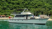 Acalli Hatteras 58 feet Luxury Yacht, Puerto Vallarta, Boat Rental