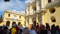 ANTIGUA WALKING TOUR for Cruise Ship guest coming from Port Quetzal, Puerto Quetzal, Cultural Tours