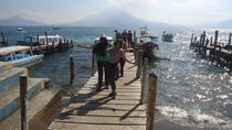 Atitlan the most beautiful lake in the world, Antigua, Cultural Tours