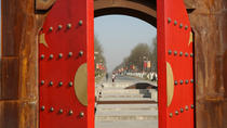 Private Family Fun Tour in Da Ming Palace National Park with Art Factory Dinner, Xian, Kid Friendly...