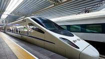 Private Xi'an Bullet Train Station Arrival Transfer to Xi'an City Hotel, Xian, Airport & Ground...