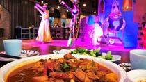 Xinjiang Style Dining Experience with Xi'an Downtown Center Night Explore, Xian, Food Tours