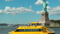 Hop-on hop-off cruise door de haven van New York, New York City, Dagcruises