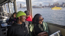 New York Harbor Hop-on Hop-off Cruise including One World Observatory Ticket, New York City, Lunch ...