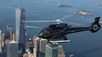 Viator VIP: Helikoptervlucht over New York City en Vrijheidsbeeld-cruise, New York City, Viator VIP-tours