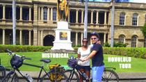 Historical Honolulu Bike Tour, Oahu, Hop-on Hop-off Tours