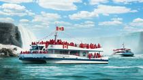 Half-Day Canadian Side Sightseeing Tour of Niagara Falls with Cruise and Optional Buffet Lunch,...