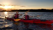 Lake Rotoiti Evening Kayak Tour including Hot Springs, Glowworm Caves and BBQ Dinner, Rotorua