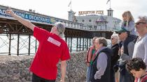Brighton Lanes and Backstreets Walking Tour a Brilliant intro to this buzzing seaside Town,...