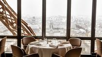 Eiffel Tower Michelin Experience at Le Jules Verne Restaurant, パリ