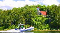Visite en bateau classique de Fish Creek, Green Bay & Door County, Day Cruises
