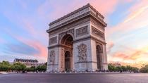 Skip the Line: Arc de Triomphe Including Terrace Access, Paris, Private Sightseeing Tours