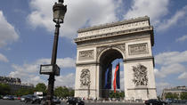 Skip the Line: Arc de Triomphe Including Terrace Access