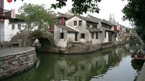 Zhouzhuang and Shanghai in One Day with Lunch, Shanghai, Bus & Minivan Tours