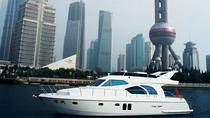 Shanghai Yacht Experience on Huangpu River with Refreshments, Shanghai, Day Cruises