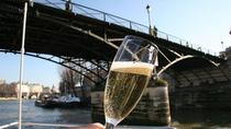 Champagne Tasting on a Seine River Cruise, Paris, Walking Tours