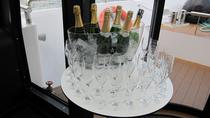 Champagnesmaking på en elvecruise på Seinen, Paris, Day Cruises