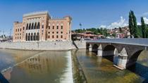 Sarajevo Small-Group Walking Tour with Traditional Food Tastings, サラエボ