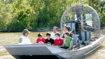 Airboat Ride with Round-Trip Transport from New Orleans, New Orleans, Airboat Tours