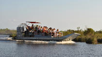 Airboat Ride with Round-Trip Transport from New Orleans, New Orleans, Day Trips