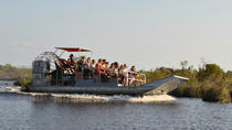 Airboat Ride with Round-Trip Transportation from New Orleans, New Orleans