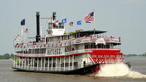 Brunchcruise met jazz op stoomboot Natchez in New Orleans, New Orleans, Brunch Cruises